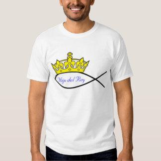 Hijo del Rey Camisetas
