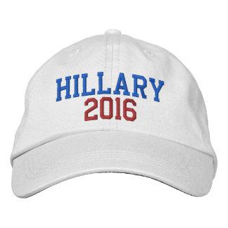 Hillary 2016 boné