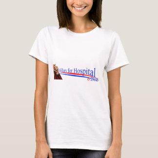 Hillary para o hospital 2016! O t-shirt das Camiseta