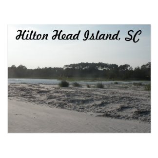 Hilton Head Island, SC Cartão Postal