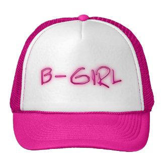 Hip-hop, b-menina, chapéu para a venda! boné
