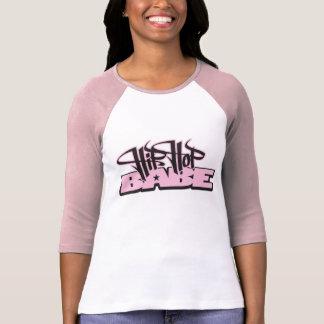 Hip Hop Babe® Camisetas