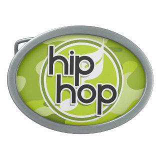 Hip Hop camo verde-claro camuflagem