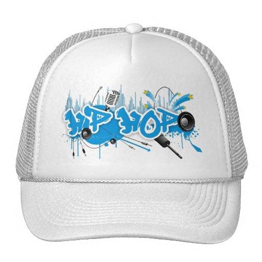 hip-hop boné