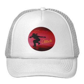 Hip Hop - chapéu da atitude da dança Bonés