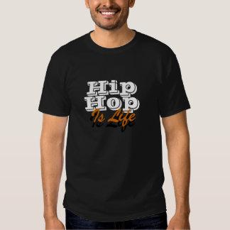 Hip Hop é vida Tshirt