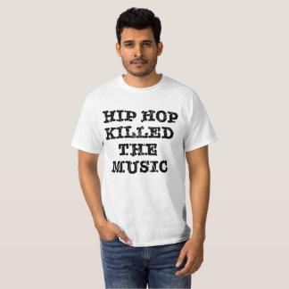Hip Hop matou a música Camiseta