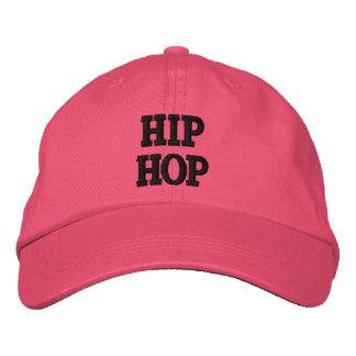 Hip Hop personalizou o chapéu ajustável Boné Bordado