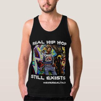 Hip Hop real até existe Regata