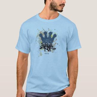 Hip-hop - rei Bater Camiseta