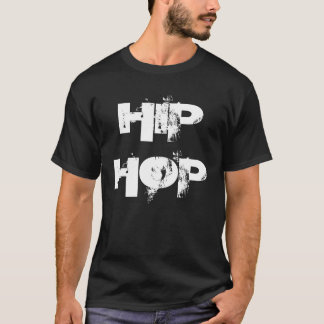 HIP HOP - ((T preto))- Camisetas
