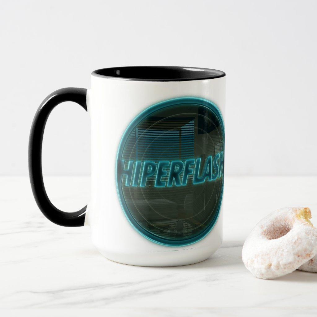Hiperflash - HF - #Zazzle