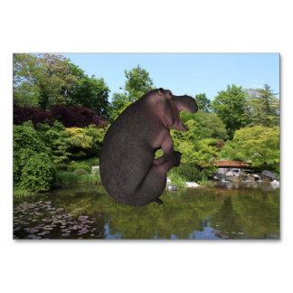 Hipopótamo da bala de canhão
