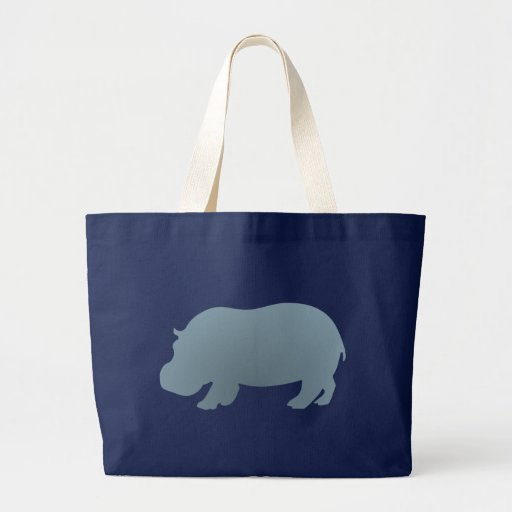 Hipopótamo hippo hippopotamus bolsa para compra