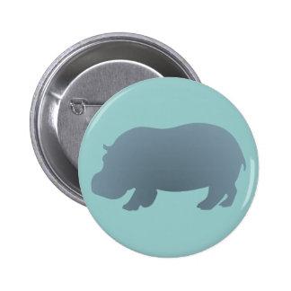 Hipopótamo hippo hippopotamus botons