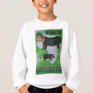 Hipopótamos no jardim zoológico de Brookfield! Tshirt