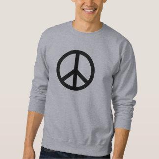 Hippie do símbolo do hipster sueter