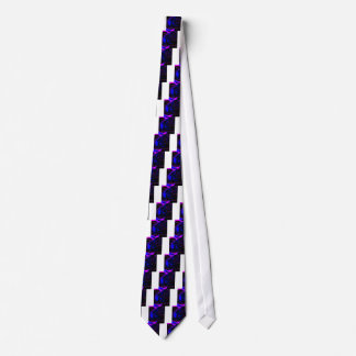 Hippie orgulhoso gravata