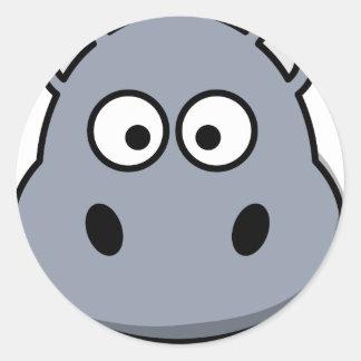 hippo-3087 adesivo