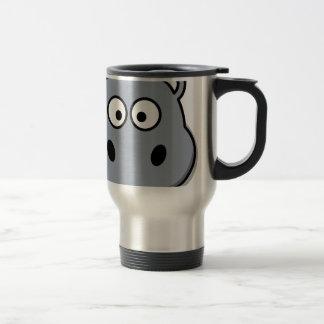 hippo-3087 caneca térmica