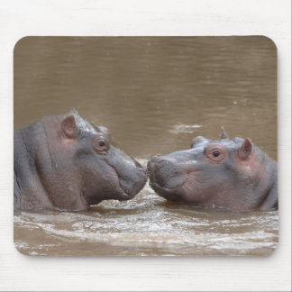 Hippo Mouse Pad