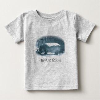 Hippopotamus Camisetas