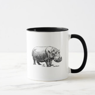 Hippopotamus Caneca