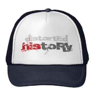 História distorcida boné