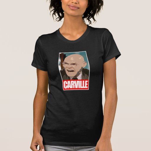 História em quadrinhos de Carville Camiseta