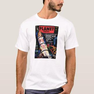 Histórias do planeta - o t-shirt de Werwile Camiseta