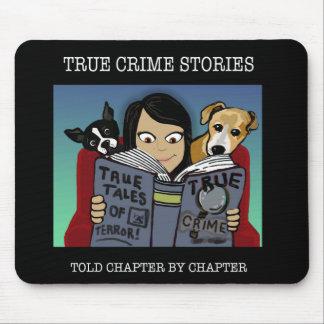 Histórias Mousepad do crime
