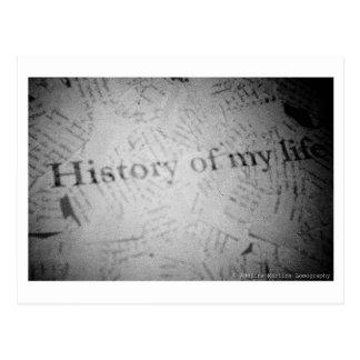 History of cartão postal