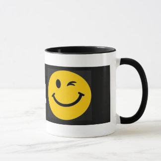 Hiya caneca de café