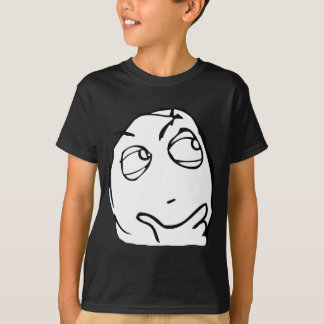 Hmmm Internet Meme Camiseta
