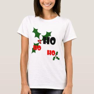 Ho Ho Ho azevinho & camisa das bagas