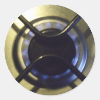 hob do fogão adesivo