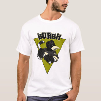 HockeyT-Camisa do Burgh Camiseta