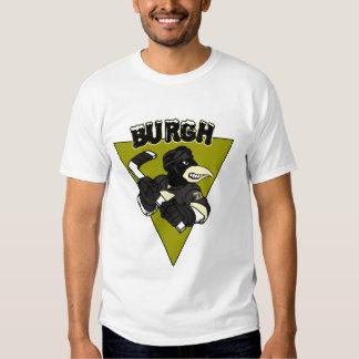 HockeyT-Camisa do Burgh T-shirt