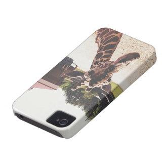 Hodari o girafa capinha iPhone 4
