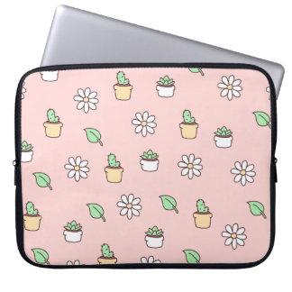"""Hoe 15"""" da planta a bolsa de laptop capas de notebook"""