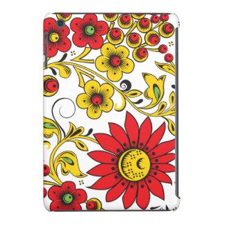 Hohloma floral capa para iPad mini retina