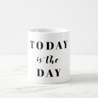 Hoje é a caneca do dia