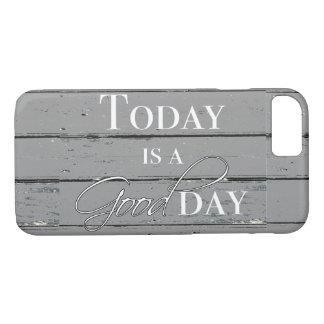 Hoje é umas capas de iphone do bom dia
