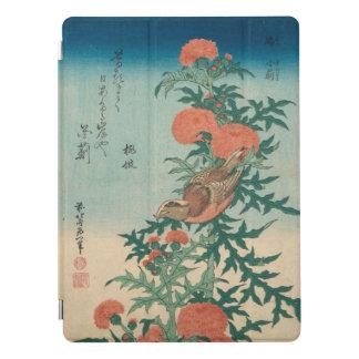 Hokusai Shrike e arte abençoada de GalleryHD do Capa Para iPad Pro