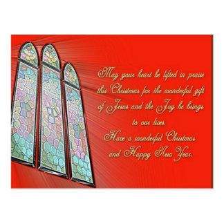 Holiday-Praise_v1.0 Cartão Postal