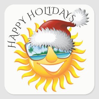 #holidayZ da etiqueta do feriado de Sun do