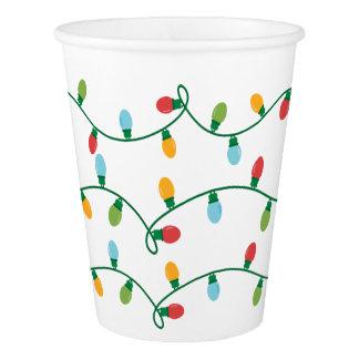 #HolidayZ louco do copo do partido da luz de Natal