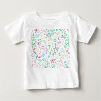 Holidoodles Camiseta Para Bebê