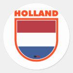 Holland Adesivo Redondo