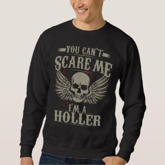 HOLLER da equipe - camiseta do membro de vida